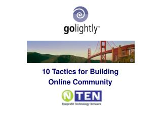 10 Tactics for Building Online Community