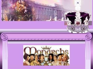 English Monarchy Established