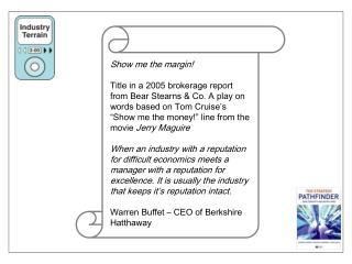 Show me the margin!