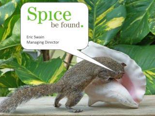 Eric Swain Managing Director