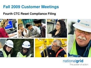 Fourth CTC Reset Compliance Filing