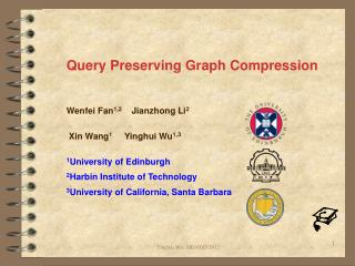 Query Preserving Graph Compression
