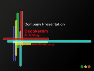 Decokeram Art & Design …