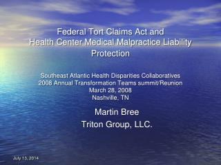 Martin Bree Triton Group, LLC.