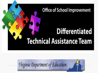 Differentiated Technical Assistance Team (DTAT)  Video Series Leadership: Data Driven Leadership Part III of III