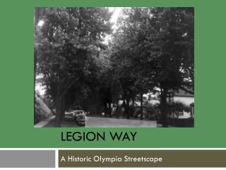 Legion Way