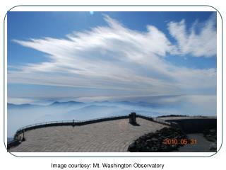 Image courtesy: Mt. Washington Observatory