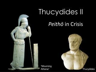 Thucydides II