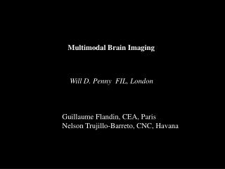 Multimodal Brain Imaging