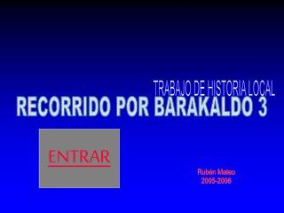 RECORRIDO POR BARAKALDO 3