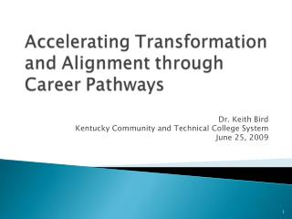 Future Trends in Community and Technical Colleges