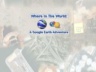 Overview of Google Earth   Overview of the Game   Supporting Webpage   Citing a Site   Let's Play   Questions and Ans