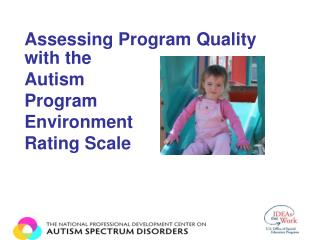 Assessing Program Quality