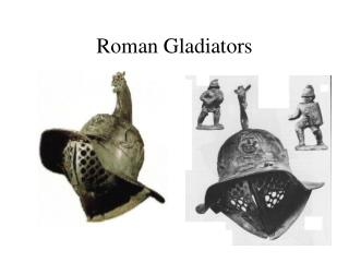 Gladiators: Intro
