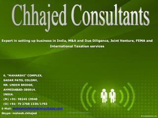 Chhajed Consultants