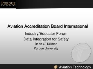 Aviation Accreditation Board International