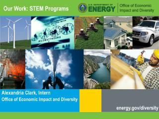 Our Work: STEM Programs