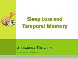 Alexandra Thomson