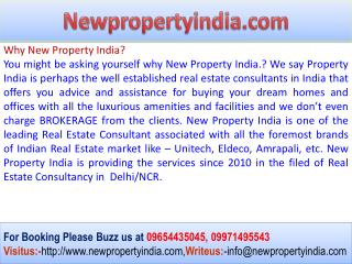 New Property Noida@9654435045##Wave Noida