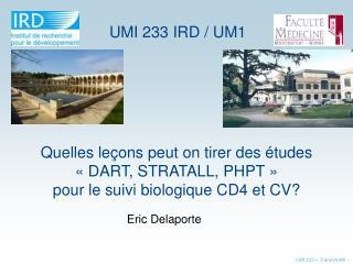 UMI 233 IRD / UM1