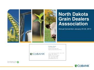 North Dakota Grain Dealers Asssociation