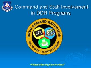 Command and Staff Involvement in DDR Programs