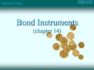 Bond Instruments (chapter 14)