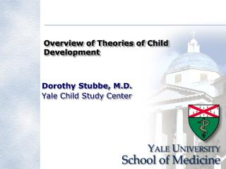Overview of Theories of Child Development
