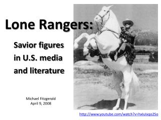 Lone Rangers:
