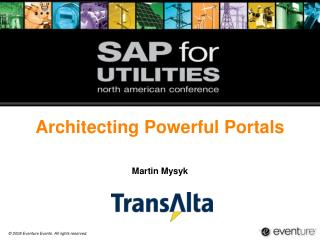Architecting Powerful Portals