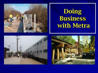 Doing Business  with Metra