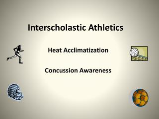 Interscholastic Athletics