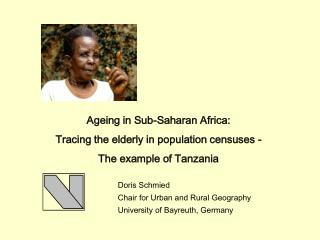 Ageing in Sub-Saharan Africa: Tracing the elderly in population censuses - The example of Tanzania