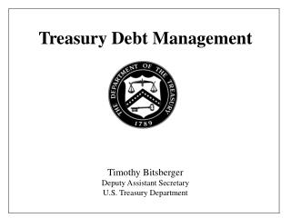 Treasury Debt Management