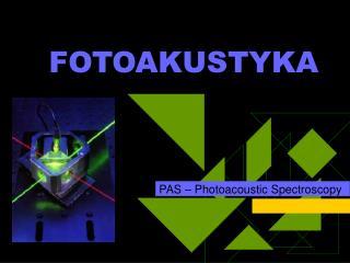 FOTOAKUSTYKA