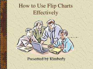 How to Use Flip Charts Effectively