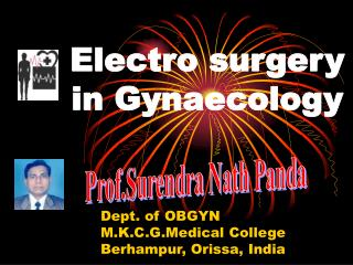 Electro surgery  in Gynaecology