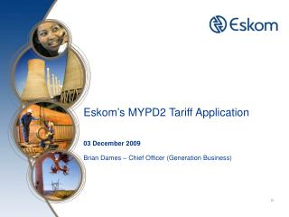 Eskom's MYPD2 Tariff Application