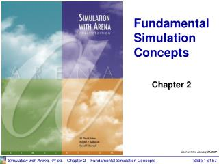 Fundamental Simulation Concepts