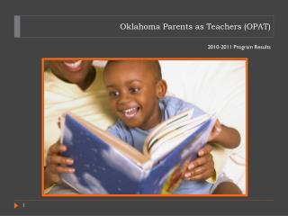 Oklahoma Parents as Teachers (OPAT)