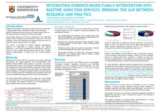 Baseline and post-intervention 'diary snapshot' results for phase 1