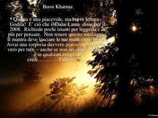 Buon Kharma
