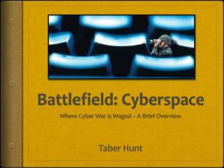 Battlefield: Cyberspace