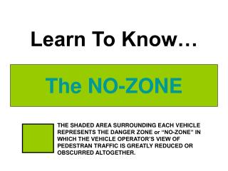 The NO-ZONE