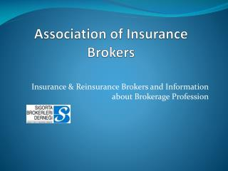 Association of Insurance Brokers