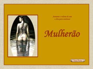 Mulher�o