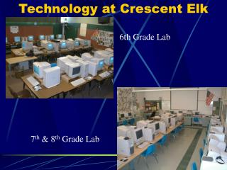 Technology at Crescent Elk