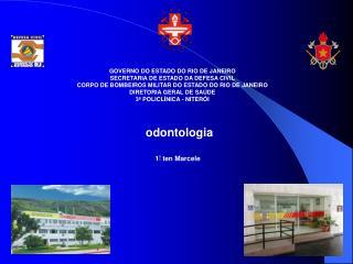 GOVERNO DO ESTADO DO RIO DE JANEIRO SECRETARIA DE ESTADO DA DEFESA CIVIL CORPO DE BOMBEIROS MILITAR DO ESTADO DO RIO DE