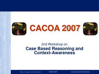 CACOA 2007