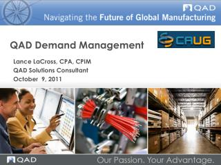 QAD Demand Management